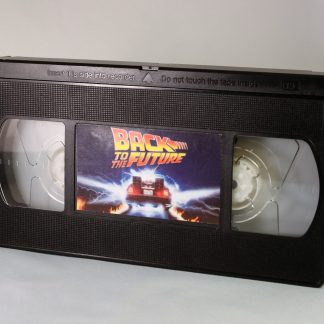 Back To The Future Vhs Tape Night Light Geekgearstore